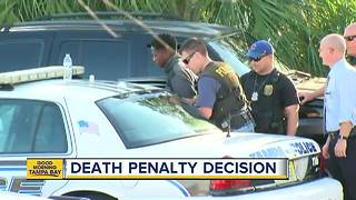 Seminole Heights Killings: State to announce death penalty decision against Howell Donaldson - Video
