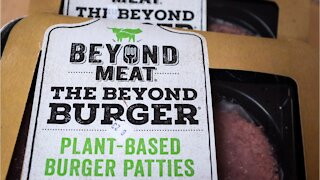 Beyond Meat Launches New Burgers