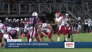 Vero Beach extends regular season win streak to 64