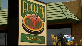 Rocco's Little Chicago, 1702 named among top 10 pizza places in Arizona - Video