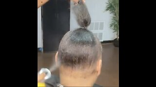 Incredible Hairstyle Transformation For Woman With Alopecia!