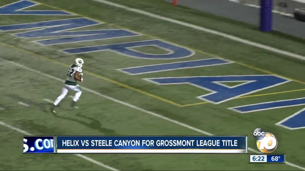 Helix vs Steele Canyon Preview