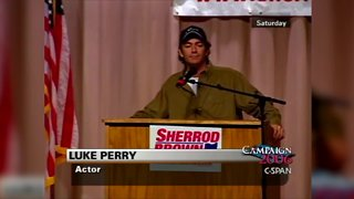 Luke Perry talks about what Ohio means to him