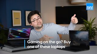 These gaming laptops will make your console friends jealous