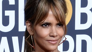 Halle Berry's Amazing Back Tattoo