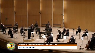 MUSIC MONDAY - BUFFALO PHILHAROMINC