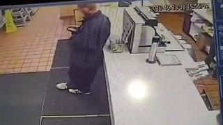 Man steals Humane Society donation box in metro Detroit - Video