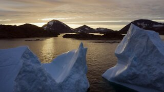 Greenland Lost Record 586 Billion Tons of Ice In 2019