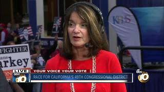 Race for 49th Congressional District - Video