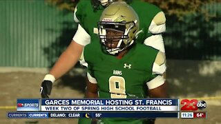 23ABC Sports: Garces Memorial falls in a Saturday thriller to St. Francis 48-42