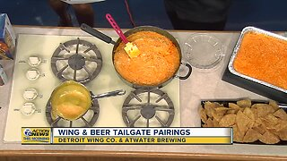Detroit Wing Company unveils new beer-pairing list for 18 of its most popular sauces