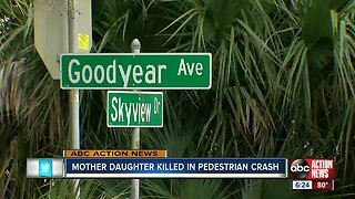 Polk County mother, teenage daughter killed in early morning crash