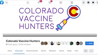 Need a vaccine appointment? A Facebook group can help