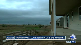 State regulators still sorting through oil and gas flowline data - Video