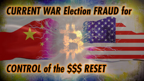 """Chinese PUPPETEERING in US TALLYING 