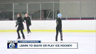 Olympians get their start at Skate Great! - Video