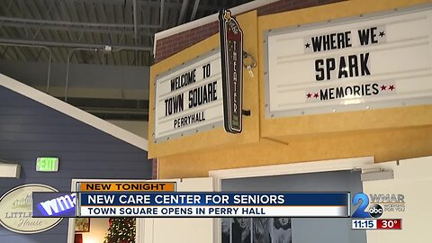Town Square in Perry Hall opens adult enrichment center