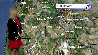 Cold, clear and calm conditions continue midweek - Video