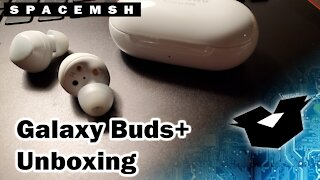Samsung Galaxy Buds+ Unboxing (2020)