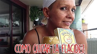 Como Quitar La Flacidez DeLa Cara - Video