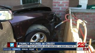 DUI crash leaves 6-year-old in critical condition - Video