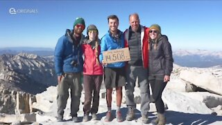 Akron man overcomes health problems to realize dream of hiking 14,500-foot high mountain with son