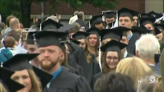 Area school districts show increase in high school graduation rates