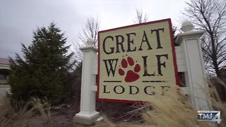 Inside look at new Illinois Great Wolf Lodge