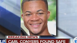 Congressman John Conyers' son, Carl, found safe - Video