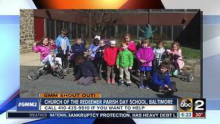 Good morning from Church of the Redeemer Parish Day School - Video