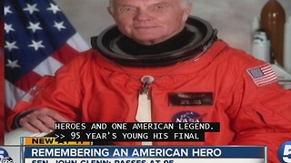 Remembering an American Hero - Video