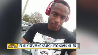 One year later, family still hopes to find answers to unsolved Tampa murder - Video