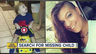 Missing Child Alert issued for St. Pete one-year-old, mother