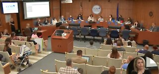 Parents call on CCSD leaders to end mask requirement