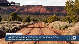 Signs of improvement in Navajo Nation