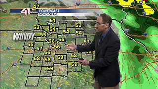 Jeff Penner Sunday Afternoon Forecast Update 3 4 18 - Video