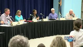 Marana parents voice concerns about possible closure of Thornydale Elementary - Video