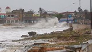 Hurricane Irma Lands in Cuba - Video
