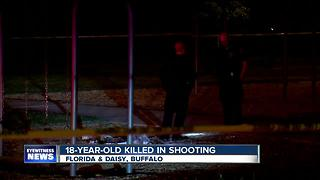 18-year-old killed in Buffalo shooting