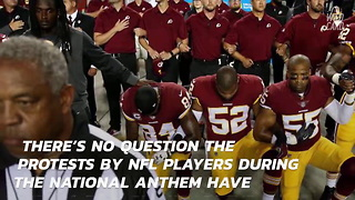 NFL CEO with Trump ties sides with anthem protests… 'bad idea' to make players stand - Video