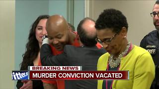 Buffalo man has murder conviction vacated 19 years later - Video