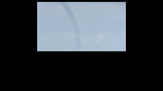Waterspout Spotted Off Florida Beach