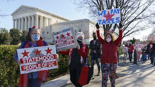 Why The Fight For D.C. Statehood Has Reached A Critical Moment