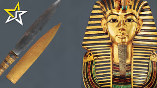 Scientists Discover Cosmic Origin Of A Dagger From King Tut's Tomb