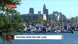 Staying safe on the lake this summer - Video