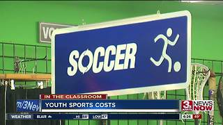 In the classroom: The cost of youth sports - Video