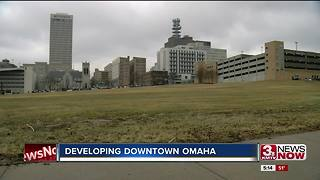 Developing downtown Omaha - Video