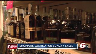 Gov. Eric Holcomb to sign bill Wednesday that will make Sunday alcohol sales legal in Indiana - Video