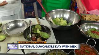 National Guacamole Day