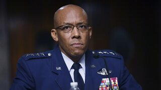 General Is First African American Leader Of A U.S. Military Service
